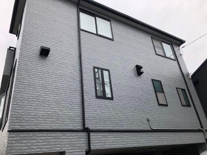 広島市南区翠 O様邸 外壁塗装・屋根塗装工事