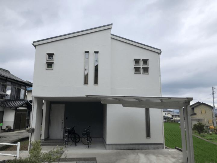 広島市佐伯区三宅 Y様邸 外壁塗装・屋根塗装工事