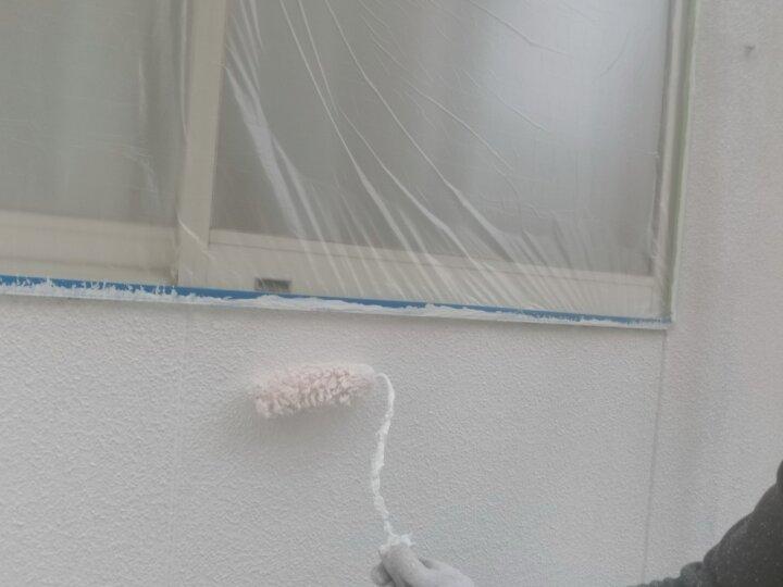 ⑧外壁下塗り