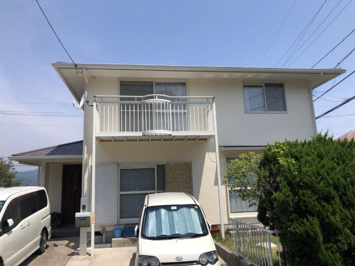 広島市佐伯区美鈴が丘南 Y様邸 外壁塗装・屋根塗装工事