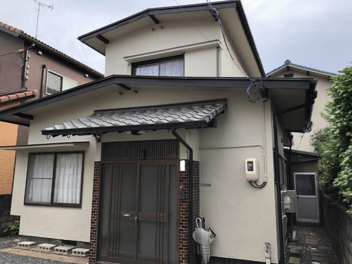 広島市佐伯区五日市中央 I様邸 外壁塗装・屋根塗装工事