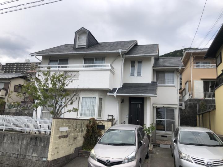 お客様の声を頂きました 広島市西区井口台 T様邸 l 広島の外壁塗装・屋根塗装専門店 クリーンペイント