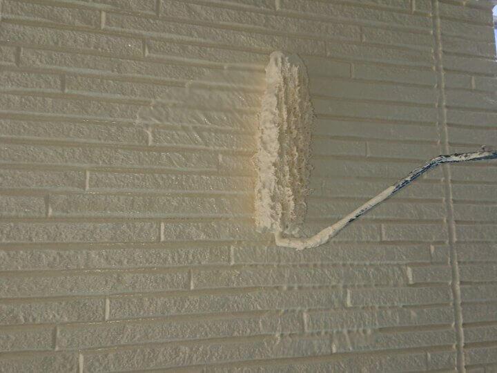 ⑲外壁上塗り 二回目(SR-178)