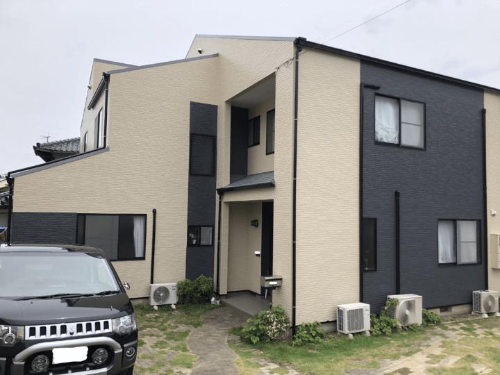 広島市西区井口 S様邸 外壁塗装・屋根塗装工事