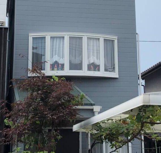 広島市佐伯区旭園 O様邸 外壁塗装・屋根塗装工事